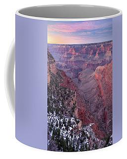 Grand Canyon Dusk 1 Coffee Mug