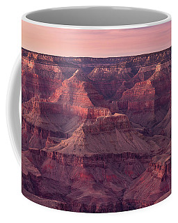 Grand Canyon Dusk 2 Coffee Mug