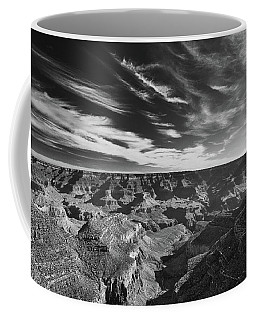 Grand Canyon In Motion Coffee Mug
