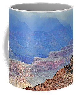 Grand Canyon Levels Coffee Mug