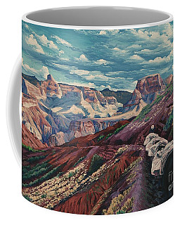 Grand Canyon Mule Skinners Coffee Mug