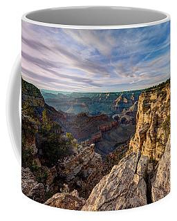 Grand Canyon National Park Spring Sunset Coffee Mug