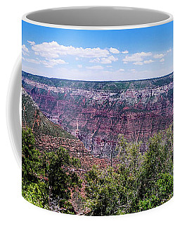 Grand Canyon North Rim View Coffee Mug