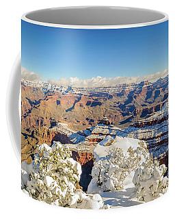 Grand Canyon Panorama Coffee Mug