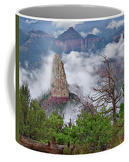 Grand Canyon Point Imperial View Coffee Mug
