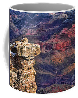 Grand Canyon Stacked Rock Coffee Mug