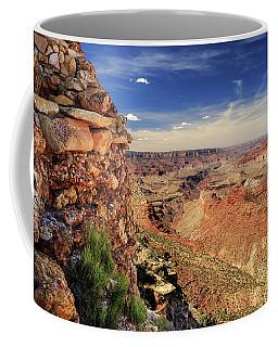 Grand Canyon Wall Coffee Mug