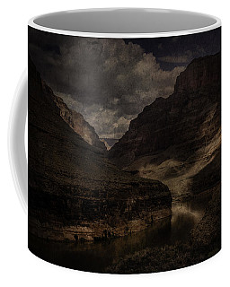 Coffee Mug featuring the photograph Grand Canyon - West Rim by Ryan Photography