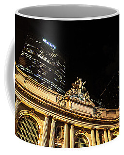 Grand Central Nocturne Coffee Mug