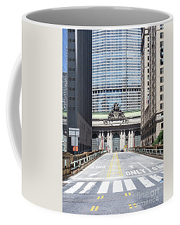 Grand Central Station In New York City Coffee Mug