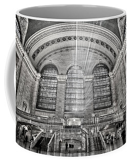 Grand Central Terminal Station Coffee Mug by Susan Candelario