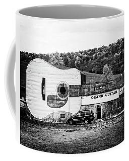 Grand Guitar Coffee Mug