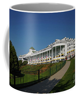 Grand Hotel Mackinac Island 2 Coffee Mug