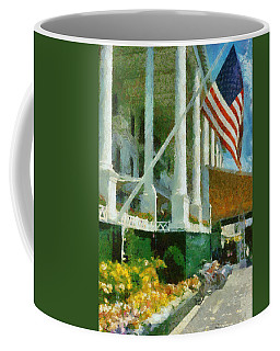 Grand Hotel Mackinac Island Coffee Mug
