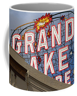 Grand Lake Theatre . Oakland California . 7d13495 Coffee Mug