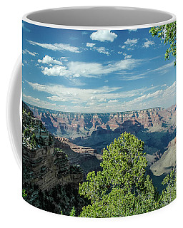 Coffee Mug featuring the photograph Grand Landscape by Nick Boren