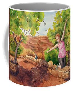 Grand Leap Coffee Mug