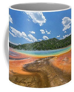Grand Prismatic Coffee Mug