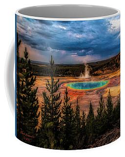 Grand Prismatic Pool - Yellowstone Coffee Mug