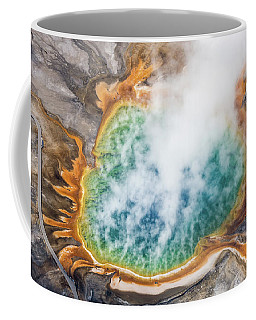 Grand Prismatic Spring 1 Coffee Mug
