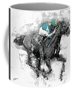 American Pharoah Grand Slam 15 Coffee Mug