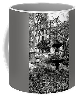 Grand Standing Coffee Mug by Olivier Le Queinec