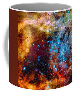 Grand Star-forming Region Coffee Mug by Marco Oliveira