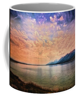 Grand Teton National Park - Jenny Lake Coffee Mug