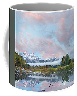 Grand Teton National Park, Wyoming Coffee Mug