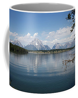 Grand Teton Range Coffee Mug
