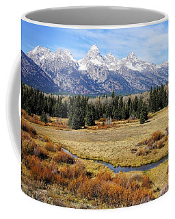 Grand Teton Coffee Mug