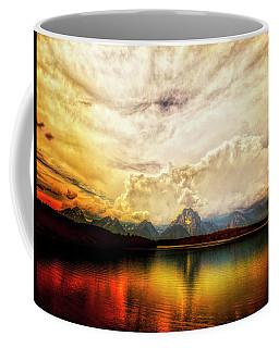 Grand Tetons - Jenny Lake No. 2 Coffee Mug