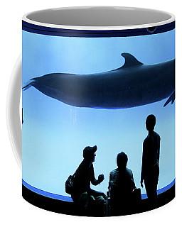 Grand Whale Coffee Mug