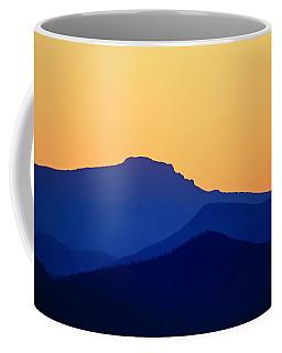 Grandfather Sunset Coffee Mug by Dale R Carlson
