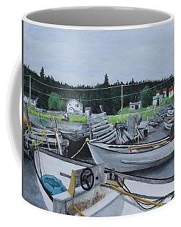 Grandfathers Wharf Coffee Mug