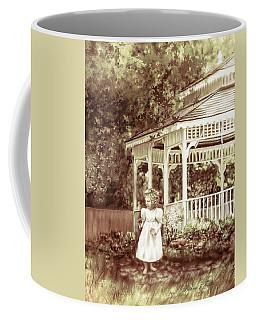 Grandmas' Garden Coffee Mug