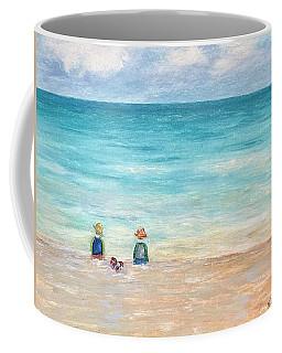 Grandmas View Coffee Mug