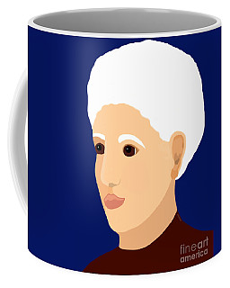 Grandmother Coffee Mug by Marian Cates