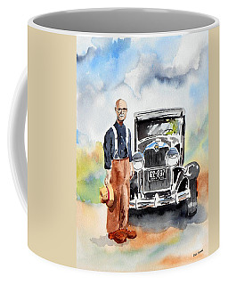Grandpa's Chevy Coffee Mug
