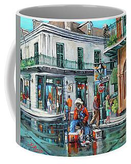 Grandpas Corner Coffee Mug