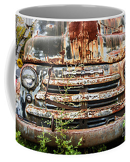 Grandpa's Old Truck Coffee Mug