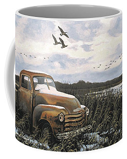 Grandpa's Old Truck Coffee Mug