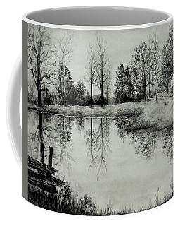 Grandpa's Pond Coffee Mug