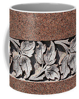 Granite Building Detail Port Huron Coffee Mug