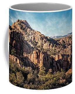Granite Dells Coffee Mug