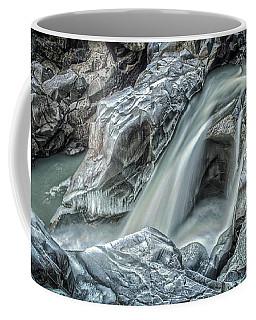Granite Falls Blues Coffee Mug by Tony Locke