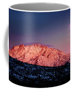 Granite Mountain Sunrise Coffee Mug