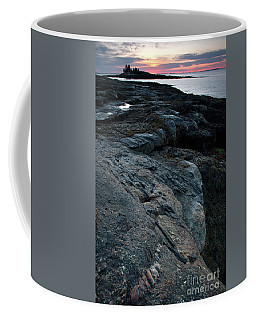 Granite Shore, New Harbor, Maine #8189-8191 Coffee Mug