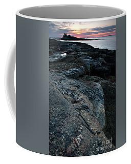 Granite Shore, New Harbor, Maine #8189-8191 Coffee Mug