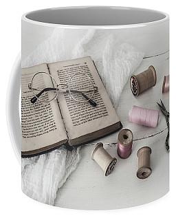 Coffee Mug featuring the photograph Grannys Treasures by Kim Hojnacki